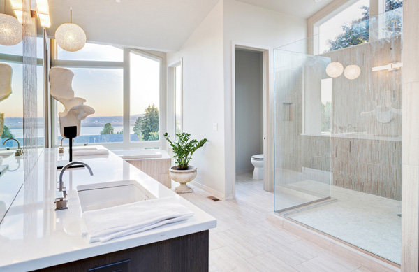 Keuken En Badkamer Deal ~   losstaand modern bad moderne keuken plaatsen nieuwe badkamer plaatsen