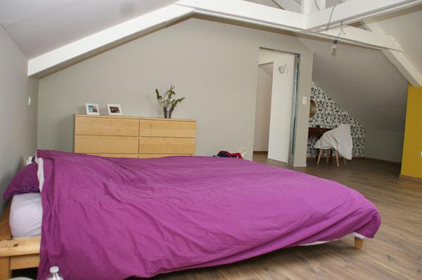Slaapkamer In Twee Delen : slaapkamer in twee delen : De familie ...